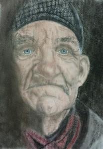 de oude man ( beschikbaar)